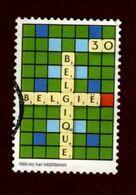 Belgique 1995 - Le Scrabble - Games