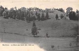 A-20-059 : SAINTE-CROIX. LE MONT DES CERFS. JURA-NORD VAUDOIS - JU Jura