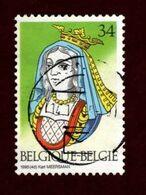 Belgique 1995 - Les Cartes - Games
