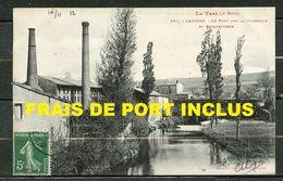 CASTRES N° 190 - LE  PONT SUR LA DURENQUE ET BRIQUETTERIE - LE TARN (2eSERIE) LABOUCHE Fres - ANIMEE. - Castres