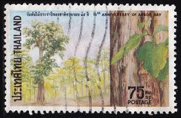 Thailand Stamp 1974 15th Anniversary Of Arbor Day - Used - Tailandia
