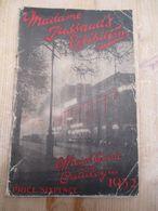 Madame Tussaud's Official Guide And Catalogue 1932 White Star Redline Petrol Reclame - Libros Antiguos Y De Colección
