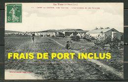 CAMP DU CAUSSE,PRES DE CASTRES N°11 - L'INFIRMERIE ET LES CUISINES - LE TARN (2eSERIE) LABOUCHE Fres. - Castres