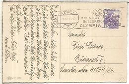 AUSTRIA WIEN JUEGOS OLIMPICOS DE BERLIN 1936 OLYMPIC GAMES - Sommer 1936: Berlin