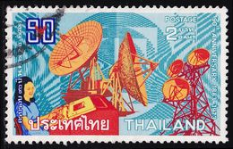 Thailand Stamp 1975 90th Anniversary Of The Post & Telegraph Department 2 Baht - Used - Tailandia