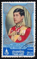 Thailand Stamp 1972 The Crown Prince (King Rama X) - Used - Tailandia