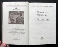 Lithuanian Book / Sužadėtiniai Manzoni 1990 - Libros, Revistas, Cómics