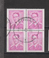 COB 1485 + A-b-c Oblitérés - 1953-1972 Glasses