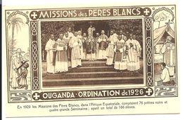 Les Colonies - OUGANDA - Ordination De 1926 - Uganda