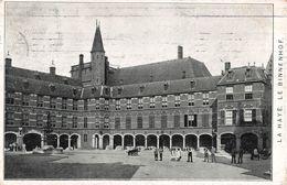 Pays Bas Den Haag La Haye Binnenhof + Timbre Cachet Gravenhage 1907 - Den Haag ('s-Gravenhage)