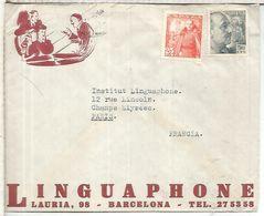 BARCELONA A FRANCIA CC LINGUAPHONE - Sprachen
