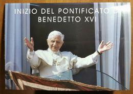 BENEDETTO XVI INIZIO PONTIFICATO - Vatikanstadt
