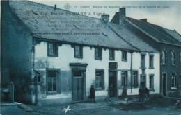 Belgique - Sombreffe - Ligny - Edit. S.B.P. N° 17 - Maison Ou Napoléon Coucha Lors De La Bataille De Ligny - Sombreffe