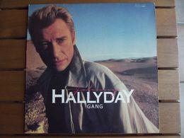Johnny Hallyday - Gang -  1986 - Rock