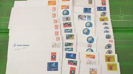 LOT N° E 503 FRANCE  Un Lot De 54 Entiers Postaux   Neufs - Collections (en Albums)
