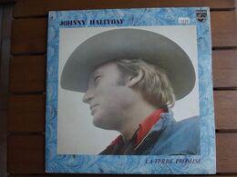 Johnny Hallyday - La Terre Promise'  - 1975 - Rock
