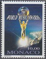Monaco 1998 - The 10th World Music Awards, Monte Carlo - Mi 2408 ** MNH [1246] - Monaco