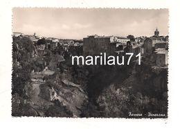M9551 LAZIO FARNESE VITERBO 1956 VIAGGIATA FRANCOBOLLO TOLTO - Other Cities