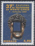 Monaco 1996 - The 37th Television Festival, Monte Carlo 1997 - Mi 2331 ** MNH [1253] - Monaco
