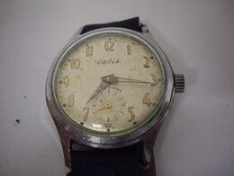 MONTRE CHILEX - ANCRE 15 RUBIS - VINTAGE - A RESTAURER  -  Ou Pour Pieces - Watches: Old