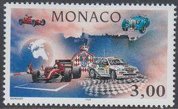 Monaco 1996 - Motor Sport: Formula 1,racing Cars - Mi 2336 ** MNH [1255] - Monaco