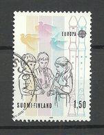 FINLAND FINNLAND 1985 Michel 968 O Europa CEPT - Europa-CEPT
