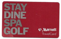 Marriot Hotels & Resorts Magnetic GIFT Card # Marriotgc-1  NOT A KEY CARD - Chiavi Elettroniche Di Alberghi