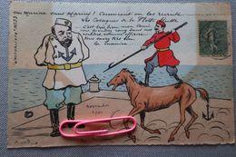 ORENS : L'actualiste N  Sur 75 Ex. - Une Marine Sans Marins !! .... En 1904 - Orens