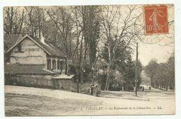 Viroflay (78 -Yvelines) Le Restaurant De La Chaumière - Viroflay