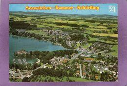 Seewalchen Kammer Schörfling  Am Attersee Erholung Im Salzkammergut Luftaufnahme - Vöcklabruck