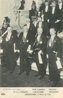 FÊTE DU 18 FEVRIER 1913 - LOUBET, BRIAND, FALLIERES, POINCARE? DESCHANEL à L'HOTEL DE VILLE PARIS - Ereignisse