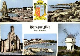 [44] Loire Atlantique > Souvenir De  Batz-sur-Mer / M 24 - Batz-sur-Mer (Bourg De B.)