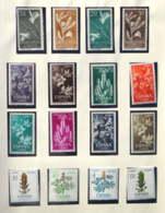 Sahara Espagnol : 16 New Stamps Before 1970 - Sahara Espagnol