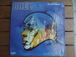 Brel - Le Plat Pays - 1982 - Vinyl-Schallplatten