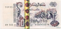 Algérie 500 Dinars (P141) 1998 -UNC- - Argelia