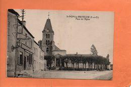 SAINT-NOM-la-BRETECHE  (YVELINES)  Achat Immédiat - St. Nom La Breteche