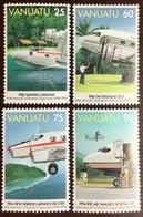 Vanuatu 1994 ICAO Anniversary Aircraft MNH - Vanuatu (1980-...)