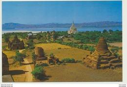 AK  Pagan Burma Gawdawpalin Temple - Myanmar (Burma)
