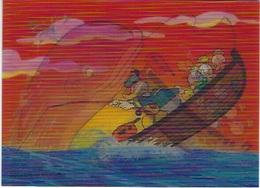 2 CP Walt Disney Animées - Disney