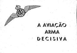 A Aviaçao Arma Decisiva (1941) (Aviation RAF Militaire Guerre UK Air Ministry) - Boeken, Tijdschriften, Stripverhalen