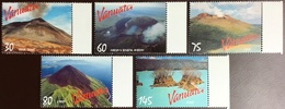 Vanuatu 1998 Volcanoes MNH - Vanuatu (1980-...)