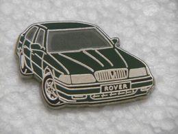 Pin's - Autres Automobile ROVER - Pins