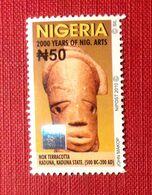 Nigeria, 2010- Nok Terracotta. Kaduna, Kaduna State.NewNH. - Nigeria (1961-...)