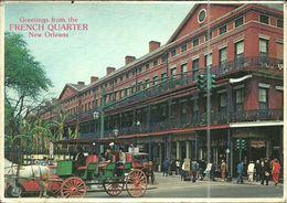 ( NEW ORLEANS  )( LOUISIANA    ) PONTALBA APARTMENTS - New Orleans