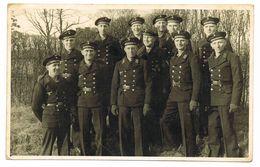 BEVERLOO Duitse Bezetting 40/45 Kriegsmarine Fotokaart - Leopoldsburg (Camp De Beverloo)