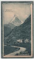 (D492) Suchard Kakao Sammelbild M. Zermatt Et Le Cervin - Altri