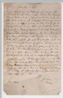 (D455) Brief Von 1864, Aus Berlin 1 Seite - Altri