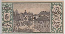 (D247) Notgeld Der Stadt Berlin 1921, 50 Pf., Bezirk 6 Kreuzberg - [ 3] 1918-1933 : República De Weimar