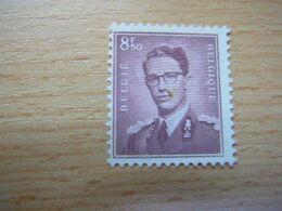 (02.08) BELGIE * 1958 Nr 1072  CW 6.50 - 1953-1972 Glasses