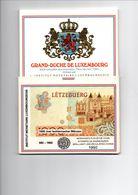 LUXEMBURG BU SET 1992 - Lussemburgo